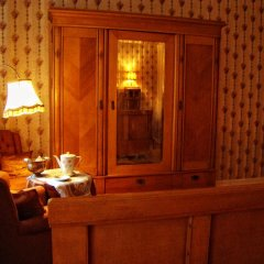 Отель Hostelik Wiktoriański Стандартный номер с различными типами кроватей фото 15