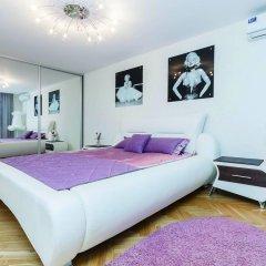 Отель CentralFlat on Nemiga Минск комната для гостей фото 5