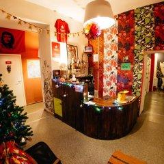Гостиница Кубахостел Кровать в общем номере с двухъярусной кроватью фото 37