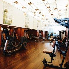 Отель InterContinental Residences Saigon фитнесс-зал фото 3