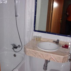 Отель Hospederia Via de la Plata 2* Стандартный номер с различными типами кроватей фото 10