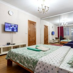 Гостиница FortEstate Apartment Vorontsovskiy Park в Москве отзывы, цены и фото номеров - забронировать гостиницу FortEstate Apartment Vorontsovskiy Park онлайн Москва комната для гостей фото 2