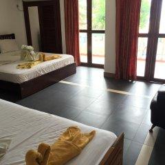 Отель Topaz Beach 3* Стандартный семейный номер с двуспальной кроватью