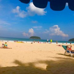 Отель Lemon Tree Naturist Phuket Niharn Beach пляж