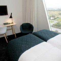 AC Hotel by Marriott Bella Sky Copenhagen 4* Стандартный номер с двуспальной кроватью фото 7
