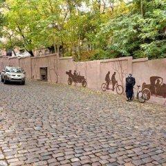 Хостел Берлога парковка