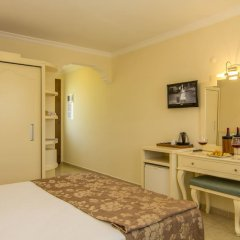 Ünsal Hotel 3* Стандартный номер с различными типами кроватей фото 4