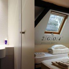2GO4 Quality Hostel Grand Place Кровать в женском общем номере с двухъярусной кроватью фото 3