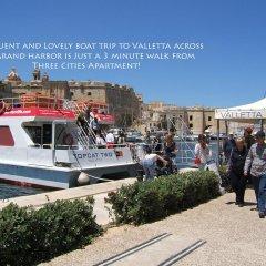 Отель Three Cities Apartments Мальта, Гранд-Харбор - отзывы, цены и фото номеров - забронировать отель Three Cities Apartments онлайн приотельная территория