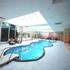 Апартаменты Menada Planeta Apartments Солнечный берег бассейн