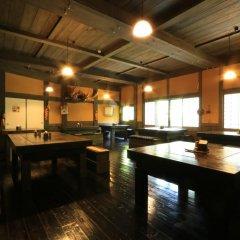 Отель Ryokan Fukumotoya Минамиогуни питание фото 2