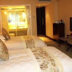 Donlord International Hotel 5* Улучшенный номер 2 отдельные кровати фото 4