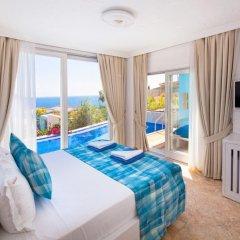 Asfiya Sea View Hotel 2* Стандартный номер с двуспальной кроватью фото 4