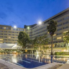 Отель InterContinental Medellin бассейн фото 2