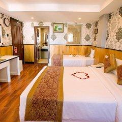 Отель Golden Rain 2 Нячанг спа