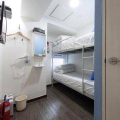 Отель K-GUESTHOUSE Insadong 2 2* Стандартный номер с двухъярусной кроватью фото 6