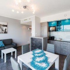Отель EXCLUSIVE Aparthotel Улучшенные апартаменты с различными типами кроватей фото 26
