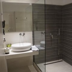 Отель Acrogiali 4* Стандартный номер с различными типами кроватей фото 14