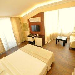 Camyuva Beach Hotel 4* Стандартный номер с двуспальной кроватью фото 5