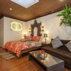 Отель Tropica Bungalow Resort 3* Номер Делюкс с различными типами кроватей фото 8