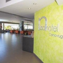 Отель Nubahotel Coma-ruga интерьер отеля
