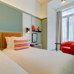 Отель Vincci Baixa 4* Стандартный номер с разными типами кроватей фото 5
