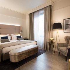 Hotel Cerretani Firenze Mgallery by Sofitel 4* Улучшенный номер с различными типами кроватей фото 3