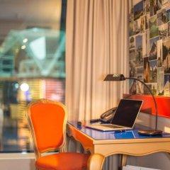 Radisson Blu Hotel Zurich Airport 4* Улучшенный номер с различными типами кроватей фото 4