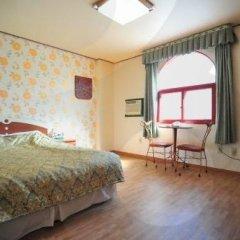 Отель Donggung Motel Южная Корея, Пхёнчан - отзывы, цены и фото номеров - забронировать отель Donggung Motel онлайн комната для гостей фото 4