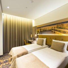 Hotel Lielupe by SemaraH 4* Стандартный номер с различными типами кроватей фото 4