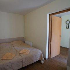 Гостевой Дом Фламинго Стандартный семейный номер с двуспальной кроватью