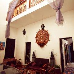 Отель Dar Mounia Марокко, Эс-Сувейра - отзывы, цены и фото номеров - забронировать отель Dar Mounia онлайн интерьер отеля фото 2