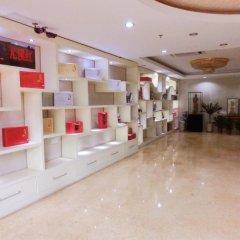 Отель Guangdong Oversea Chinese Hotel Китай, Гуанчжоу - отзывы, цены и фото номеров - забронировать отель Guangdong Oversea Chinese Hotel онлайн интерьер отеля фото 2