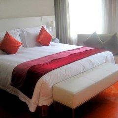 Отель Otique Aqua 4* Улучшенный номер