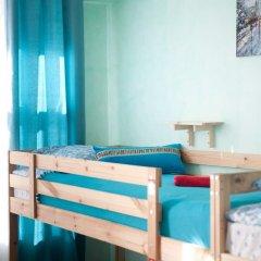 Europa Hostel Кровать в мужском общем номере с двухъярусной кроватью фото 6