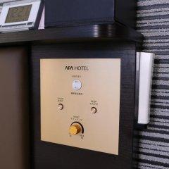 APA Hotel Ningyocho-Eki-Kita 3* Стандартный номер с различными типами кроватей фото 7