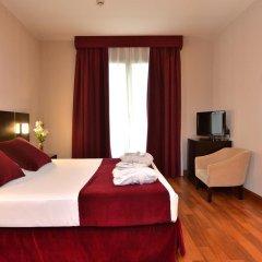 Hotel Clement Barajas 4* Номер Комфорт с двуспальной кроватью фото 6