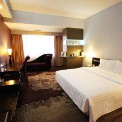 Guangzhou Hotel 3* Представительский номер с разными типами кроватей фото 6