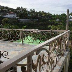 Отель Cathelia балкон