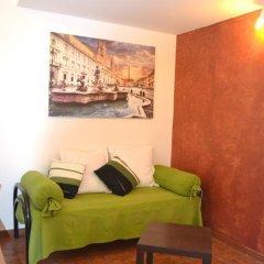 Отель Casale Colle dell' Asino комната для гостей фото 3