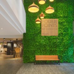 Отель Four Points by Sheraton Brussels фото 10