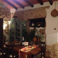 Отель Casa Rural El Olivar de las Pepinas Сакс питание