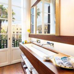 Hotel DO Plaça Reial 5* Улучшенный номер с различными типами кроватей фото 4