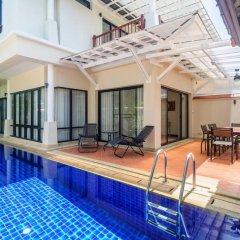 Отель Luxury villa in Laguna Village by Indreams бассейн фото 3