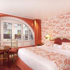 Отель Hôtel Le Regent Paris 3* Номер Делюкс с различными типами кроватей фото 3