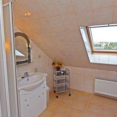 Отель Panorama Литва, Тракай - отзывы, цены и фото номеров - забронировать отель Panorama онлайн ванная