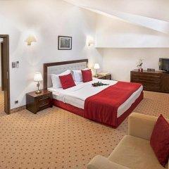 Отель Yastrebets Wellness & Spa Болгария, Боровец - отзывы, цены и фото номеров - забронировать отель Yastrebets Wellness & Spa онлайн комната для гостей фото 3