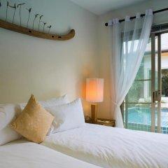 Отель Two Villas Holiday Oriental Style Layan Beach 4* Вилла с различными типами кроватей фото 18