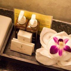 Отель Aonang Princeville Villa Resort and Spa 4* Семейный номер Делюкс с двуспальной кроватью фото 16