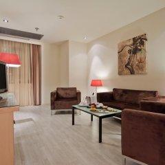 Отель Melia Avenida de America 4* Стандартный номер с различными типами кроватей фото 3